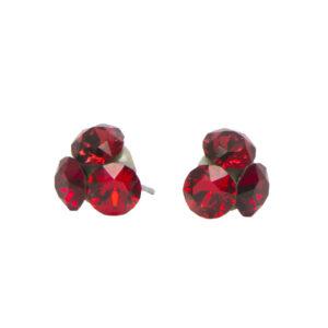 Cercei Round Stones ss24, Miidefloriart, model 188